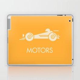 MOTORS / The Car Laptop & iPad Skin