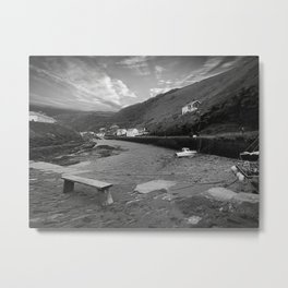 Boscastle Metal Print