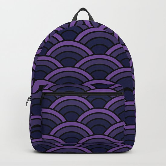 Night Waves Backpack