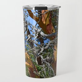 MADRONA TREE DEAD OR ALIVE Travel Mug
