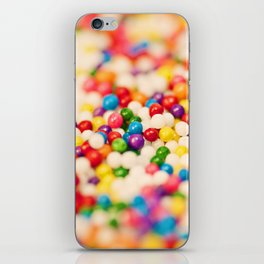 Pretty Sprinkles iPhone Skin