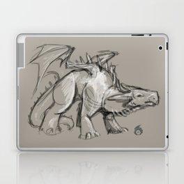 Dragon Sketch Laptop & iPad Skin