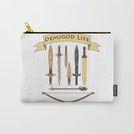 Demigod Life Includes Weapons Carry-All Pouch