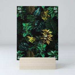 TROPICAL GARDEN VIII Mini Art Print