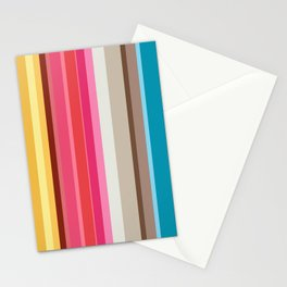 Rainbow Colors! Stationery Cards