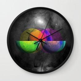 Venn Diameter Wall Clock