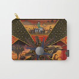 Cosmic Doom Vortex Carry-All Pouch