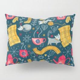 Pattern #71 - Hygge - Cosy winter Pillow Sham