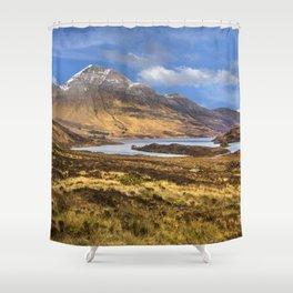 Highland Loch Shower Curtain