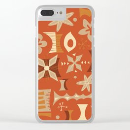 Mayon Clear iPhone Case