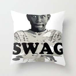Tyler The Creator SWAG Throw Pillow