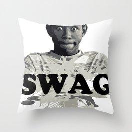 Tyler The Creator SWAG Throw Pillow