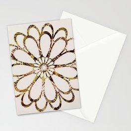 Floral Design Ornament Stationery Cards