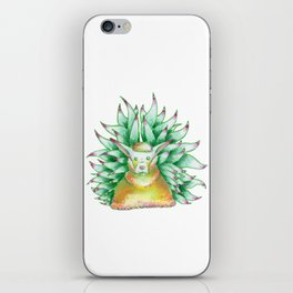 Mermay2018 collection – Sea Sheep iPhone Skin