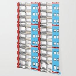 Edificio Canaima -Detail- Wallpaper