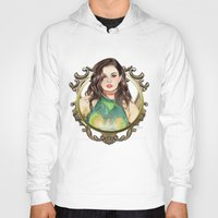 charli xcx Hoodies featuring Charli XCX by Share_Shop