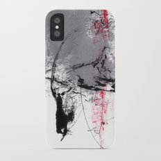 a red moment - response 3rd iPhone X Slim Case