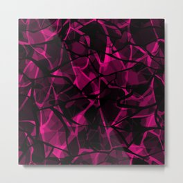 Creative 33 pattern Metal Print