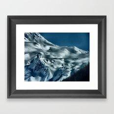 Foot of the Glacier II Framed Art Print
