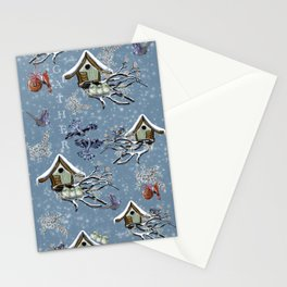 Gather! A Winter Tale Stationery Cards