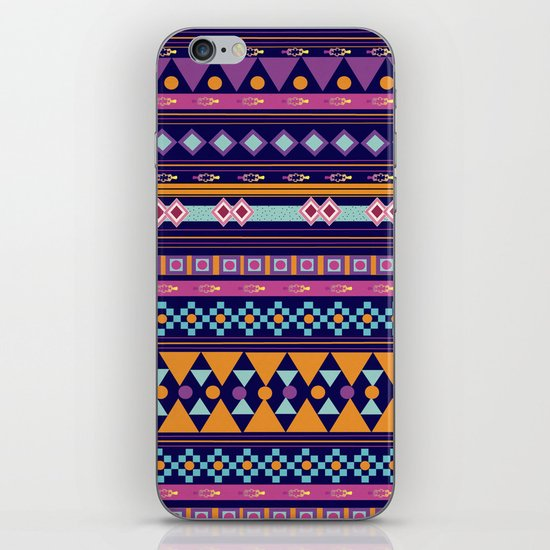 Native Conspiracy  iPhone & iPod Skin
