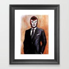 El Solo Fantastico Framed Art Print