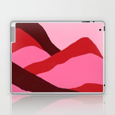 Climb red Laptop & iPad Skin