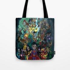 Lil' Super Friends Tote Bag