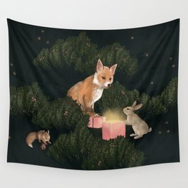 the peace offering Wall Tapestry
