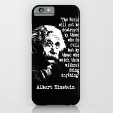 Albert Einstein Slim Case iPhone 6