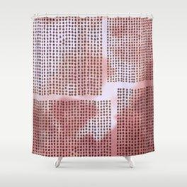 Chocolate Fudge Shower Curtain