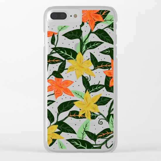 Tropical Rainforest #society6 #decor #buyart Clear iPhone Case