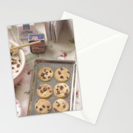 Baking Memories Stationery Cards