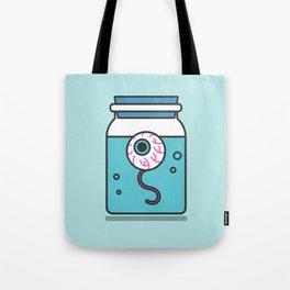 Little Eyeball Tote Bag
