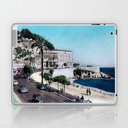 1950's Vintage Nice France Laptop & iPad Skin