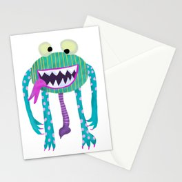 Monster Hugo Stationery Cards