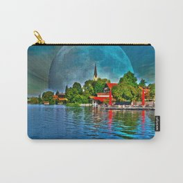 Lake Schliersee bavaria Germany Carry-All Pouch