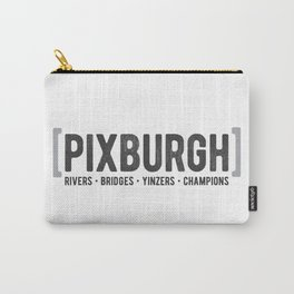 Defining Pixburgh Carry-All Pouch