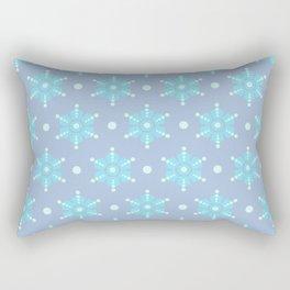 The retro snowflake II Rectangular Pillow