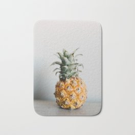 Petite Pineapple Bath Mat