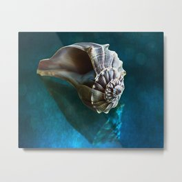 Aquatic Dreams IV Metal Print