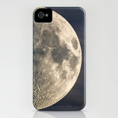 half moon iPhone (4, 4s) Slim Case