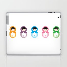 Matryoshka Dolls Laptop & iPad Skin