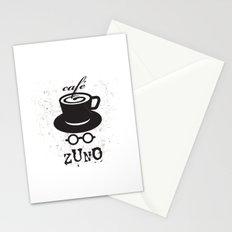 Cafe Zuno Stationery Cards