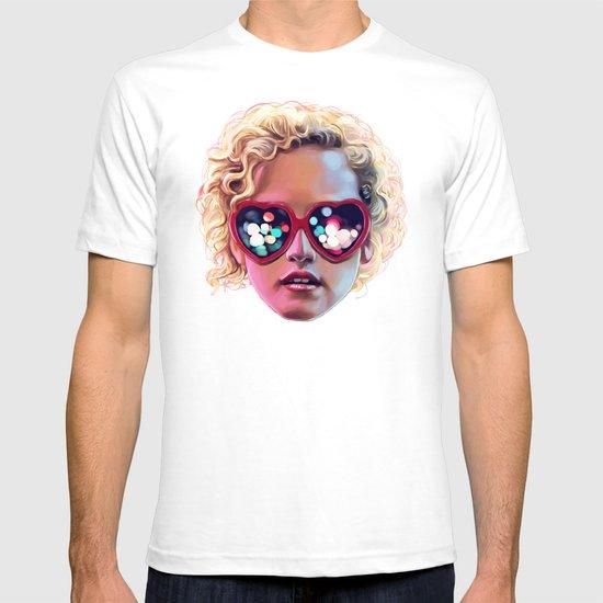 Electrick Girl T-shirt