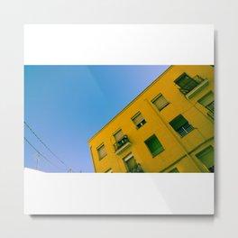 Azoteas (roofs) Metal Print
