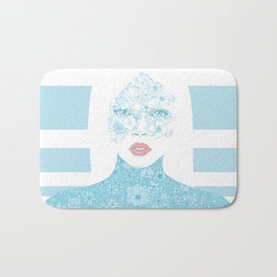 A Beautiful Nobody Bath Mat