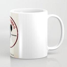 Skunk Works F-117 vintage poster Coffee Mug