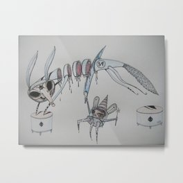 night circus Metal Print