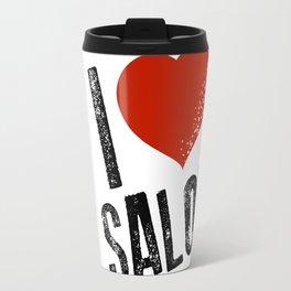Love Salou Travel Mug